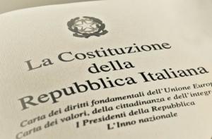 Consegna Costituzione Italiana - Istituto Romolo Onor di San Donà di Piave (VE)