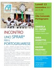 Uno Sprar per il Portogruarese (13-11-2017)
