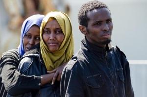 Immigrati, non è un'invasione