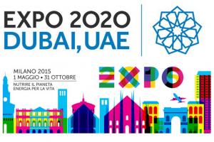 """""""Expo Milano 2015 – Expo Dubai 2020, nel segno della vincente Partnership tra Italia ed Emirati Arabi Uniti"""""""