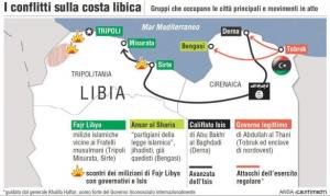 Informativa del Governo sulla Libia